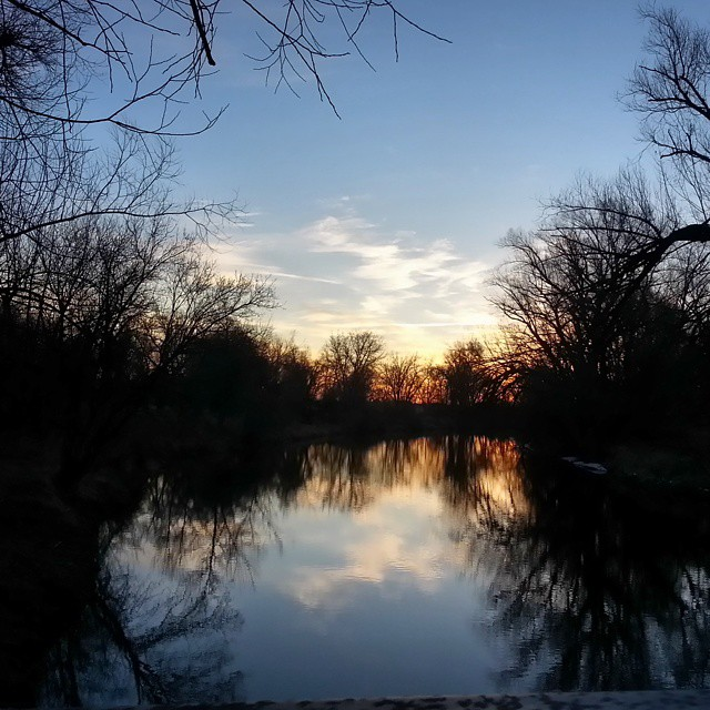 Poudre River at Lee Martinez Park, image by Jill Salahub