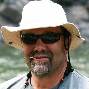Chris fishing hat