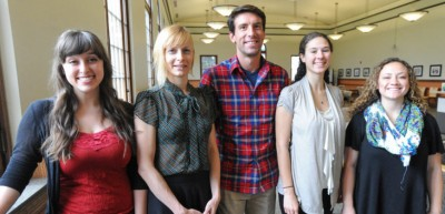 These Colorado State students were selected as recipients of the 2016 Fulbright Scholarship.