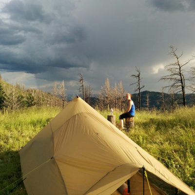 Holland - motorcycle camping (2)