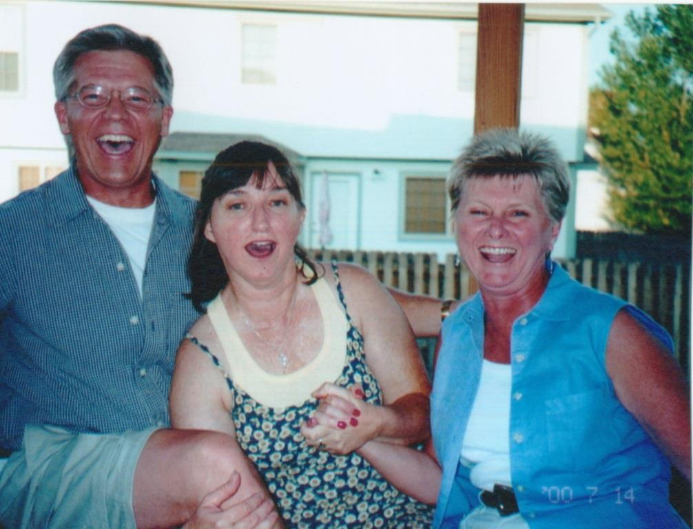 Bev's celebrating her 50th birthday, along with Doug and Marcia Aune