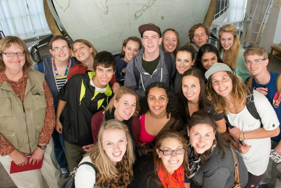 Travel writing class