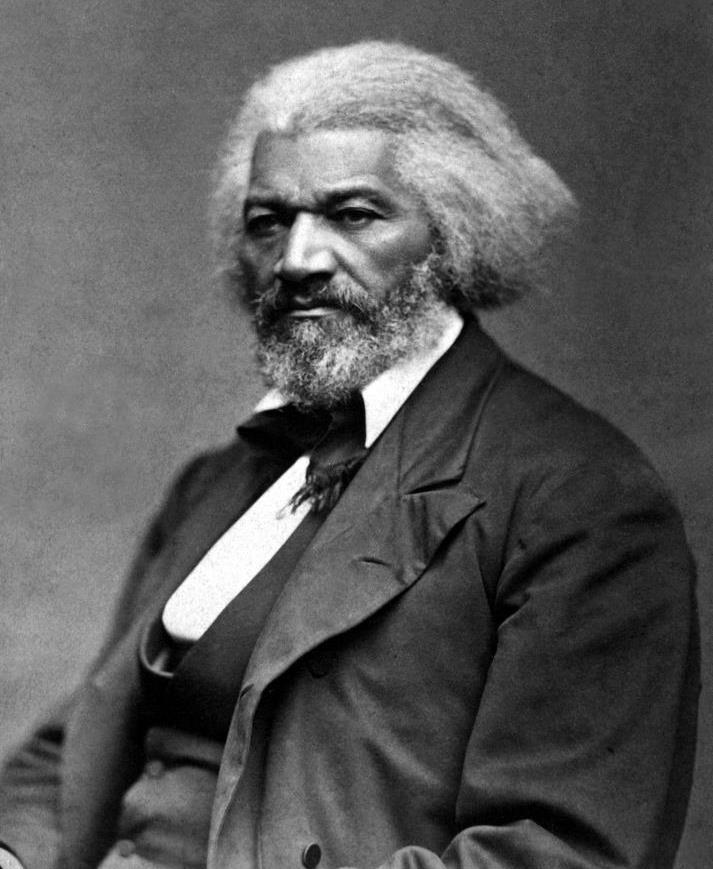Frederick Douglass, ca. 1879. George K. Warren. (National Archives Gift Collection)