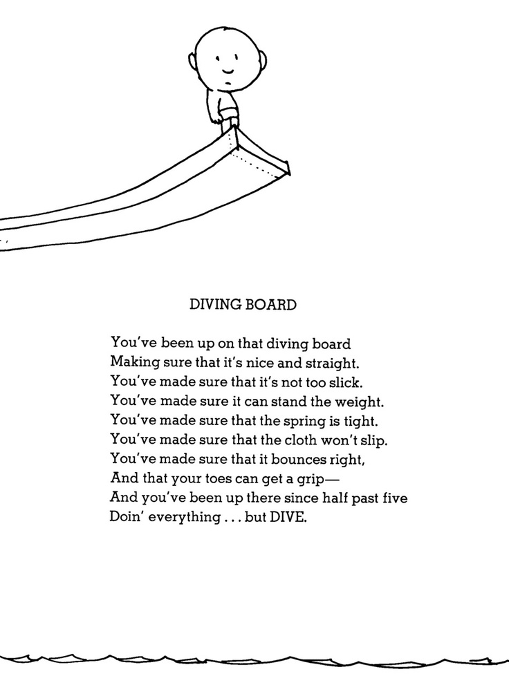 National Poetry Month Shel Silverstein English Colorado State