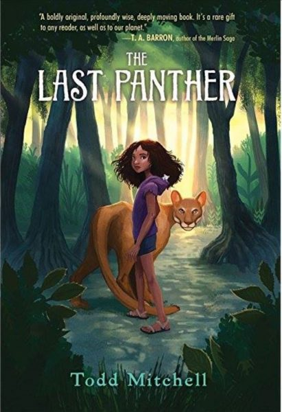 Cover for The Last Panther