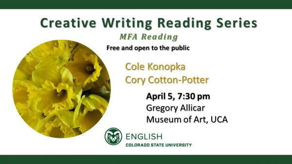 CWRS Reading event slide