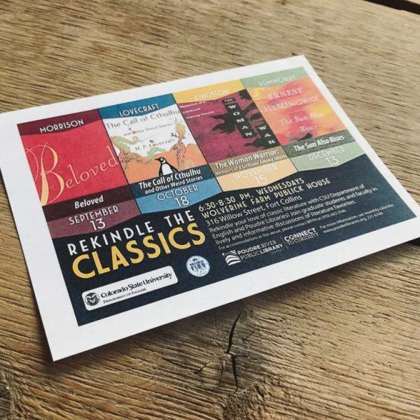 Rekindle the Classics Flyer