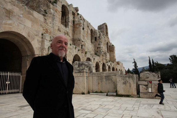 Portrait of Paulo Coelho
