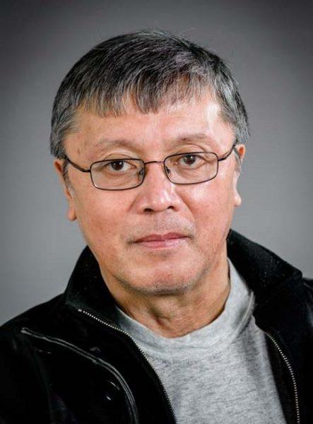 Portrait of Peter Bacho
