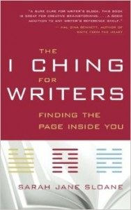 The I Ching for Writers book cover