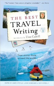 The Best Travel Writing book cover
