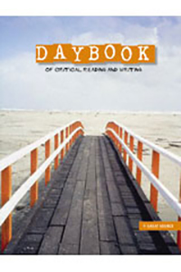 Daybook book cover