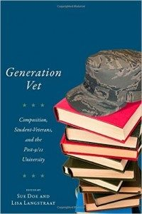 Generation Vet book cover