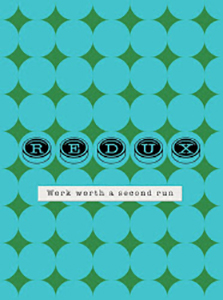 Redux book cover