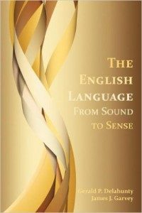 The English Language from Sound to Sense book cover