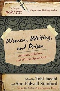 Women, Writing, and Prison book cover