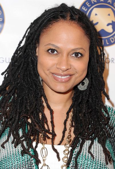 """Director Ava DuVernay by Marie Maye at AFI Film Festival and SAG """"BreakThrough"""" Filmmakers Party"""