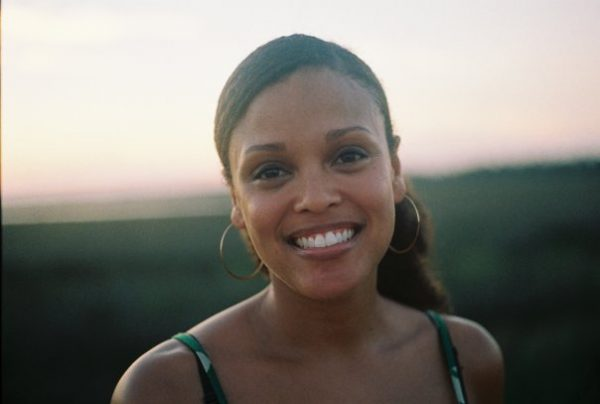 Portrait of Jesmyn Ward taken by her sister, Nerissa Ward