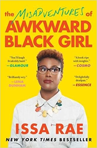 Misadventures of an Awkward Black Girl book cover