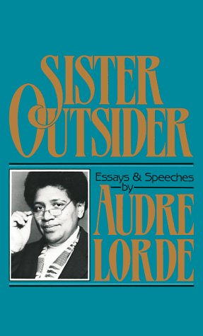 Sister Outsider book cover