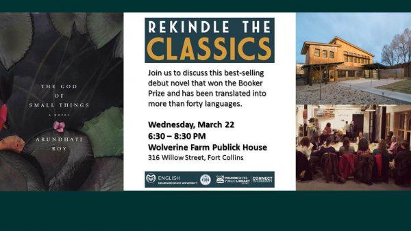 Rekindle the Classics Event announcement