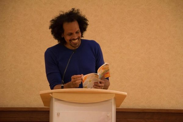 Ross Gay reads
