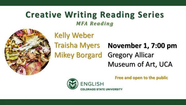 MFA Reading Announcement Slide