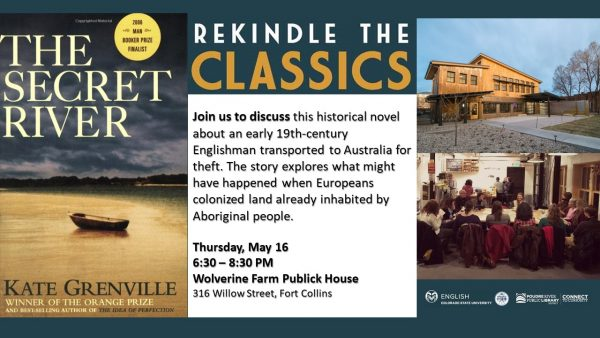 Rekindle the Classics The Secret River Event Slide
