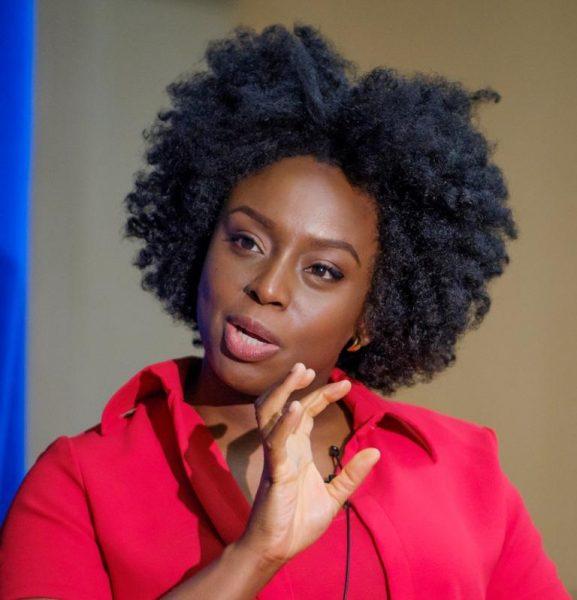 Portrait of Chimamanda Ngozi Adichie