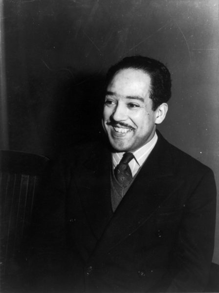 Portrait of Langston Hughes by Jack Delano, 1942