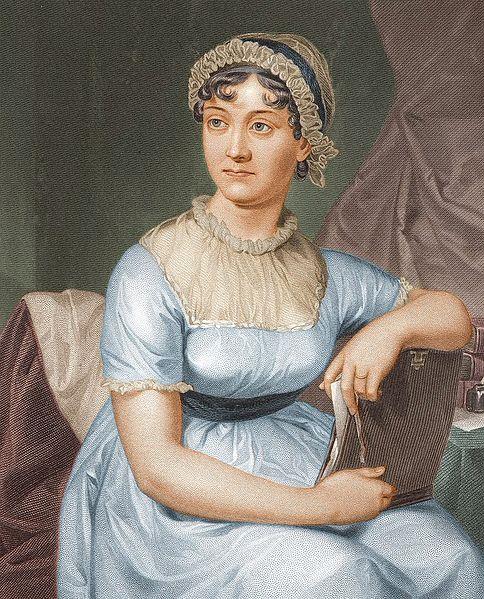 Portrait of Jane Austin