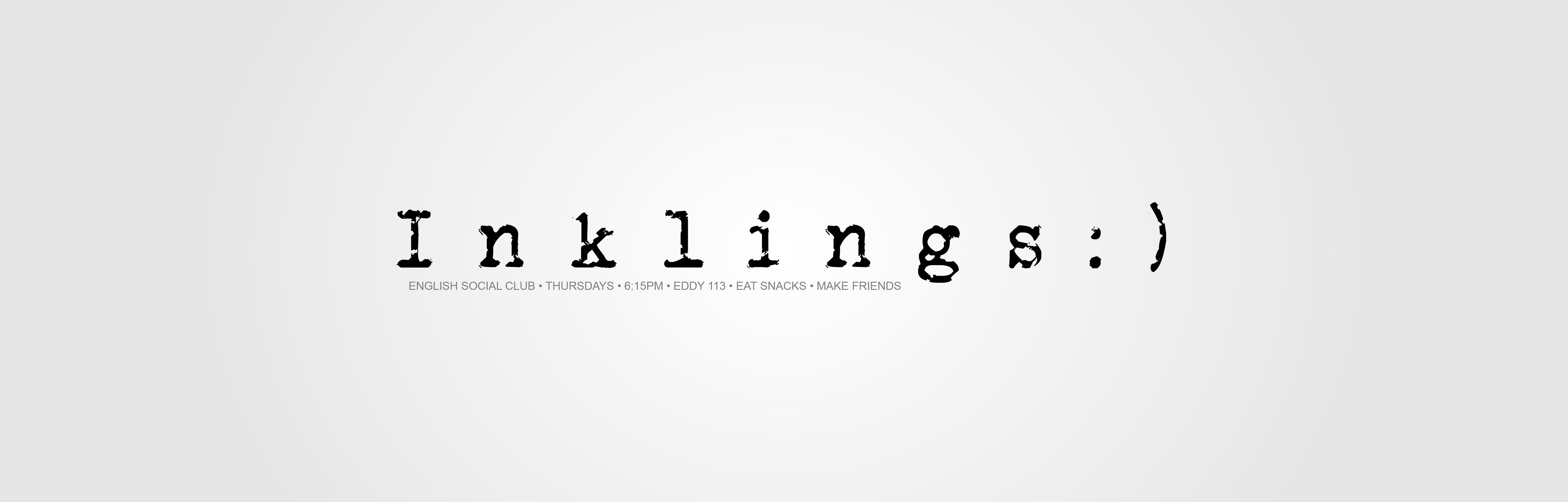 inklings logo banner