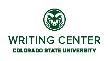 Writing Center logo Veterans Writing Workshop