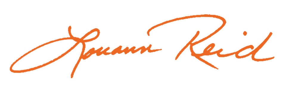 Louann Reid Signature