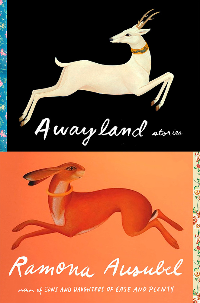 Awayland book cover