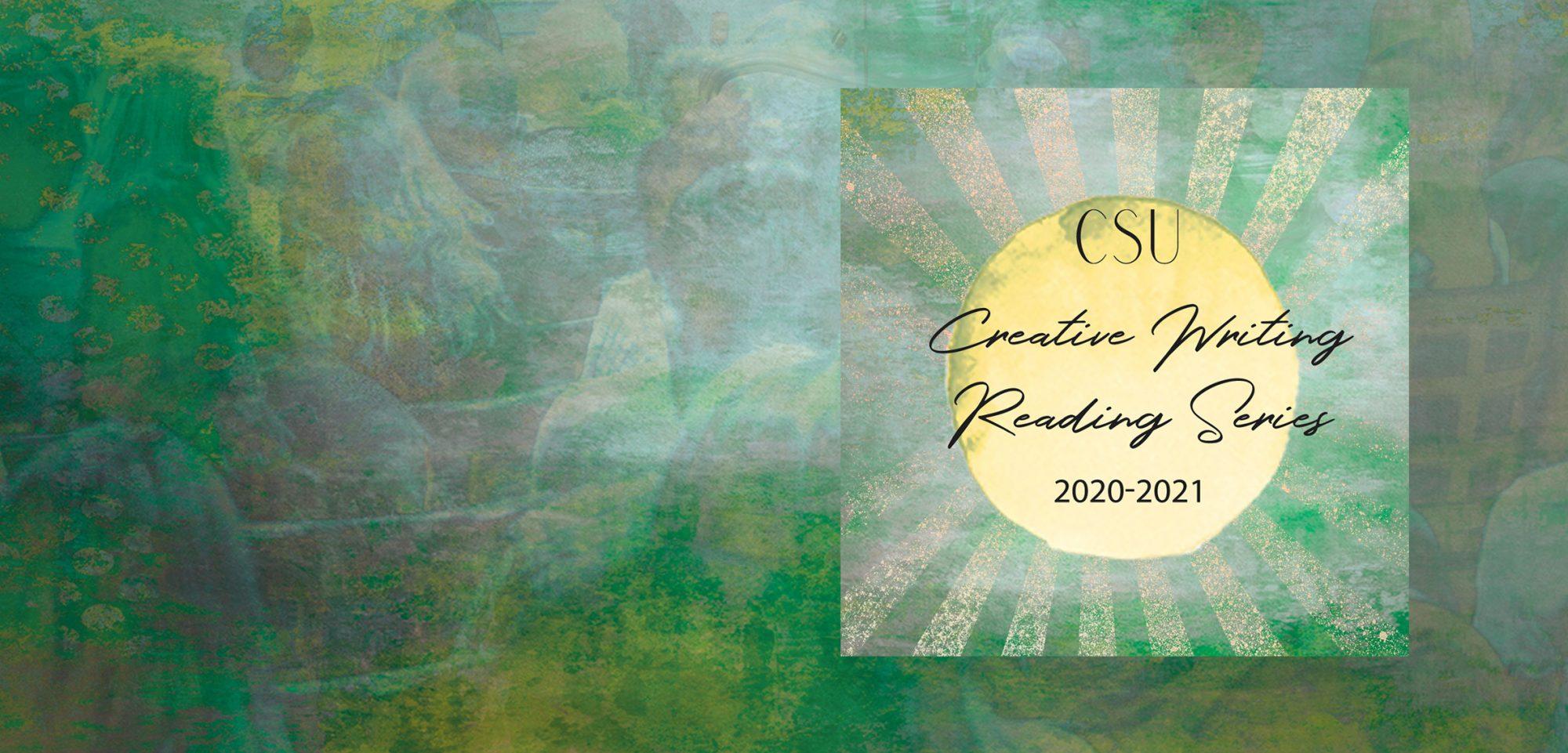 Creative Writing Reading Series 2020-2021 homepage